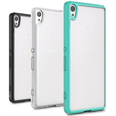 CoverON for Sony Xperia XA Case Slim Hybrid Hard Phone Cover