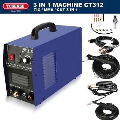 CT312 3IN1 Welding machine Digital TIG/MMA/CUT welder & ALL accessories & VAT