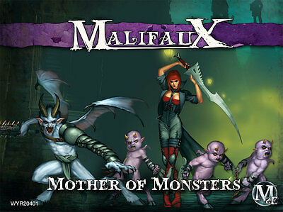 Malifaux Mother of Monsters (Lilith) Box Set - New