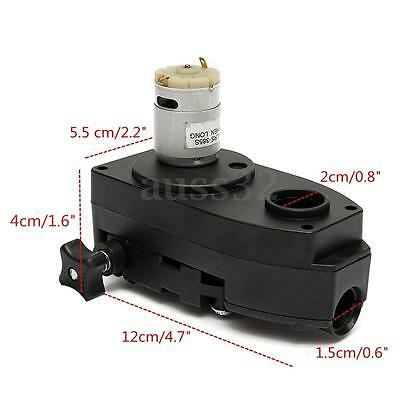 24V MIG Welder Welding Machine Wire Drive Motor Feed Feeder Roller Dia 0.6 0.8mm
