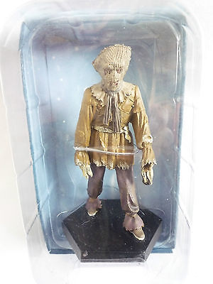 """Official Bbc Doctor Who Figurine Collection  #26 Scarecrow  4""""  Figure"""