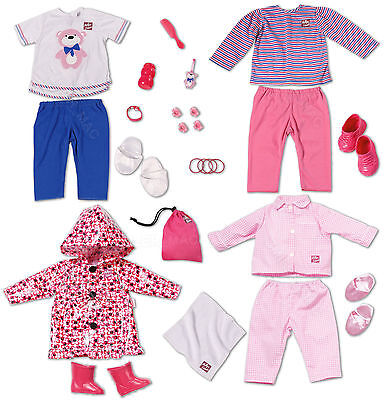 Chad Valley Molly And Friends Doll Clothes Outfit Rain Mac Coat Boot Pyjamas