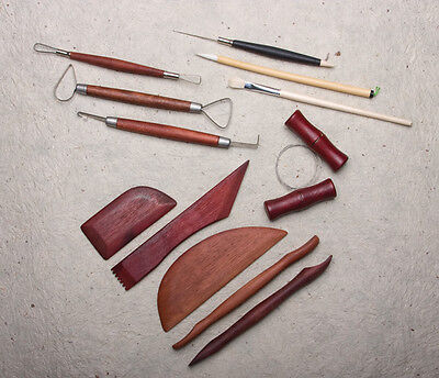 Richeson 12Pc Pottery Tool Assortment