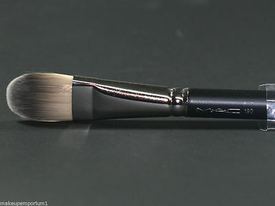 Mac 190 Foundation Brush - New In Sleeve