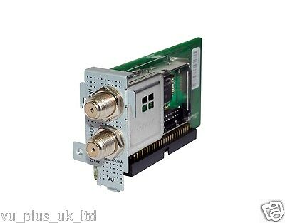 GENUINE VU+ Uno/DUO2/Ultimo Plug and Play DVB-S/S2 Tuner Module