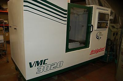 Bridgeport Vmc 3020