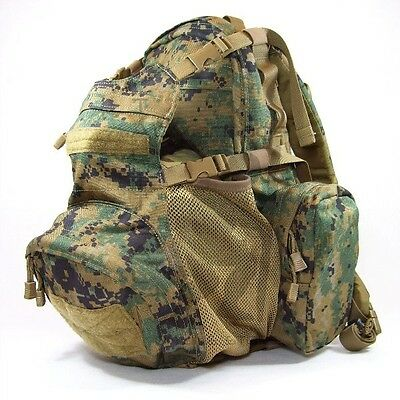 Eagle Industries Yote Hydration MOLLE Pack, USMC digital woodland