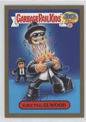 2015 Topps Garbage Pail Kids 30th Anniversary #19a Ejected Elwood Card 0c4