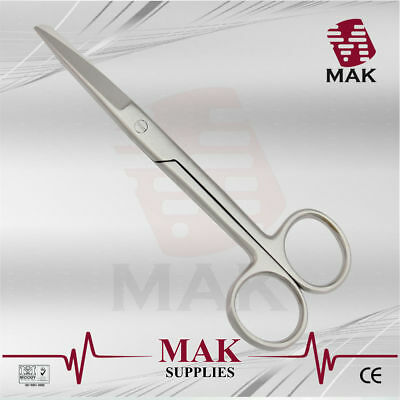 M@K Dissecting Scissors Sharp/Blunt Available In 13/14/15/17.5cm Fine Quality