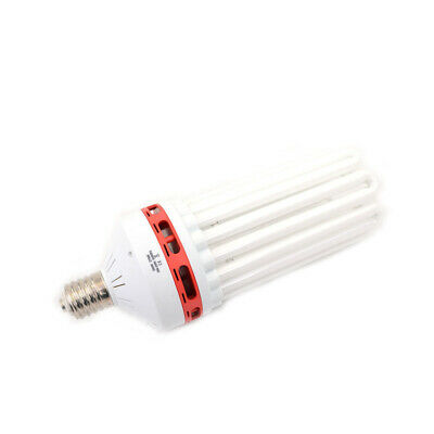 Red Compact Fluorescent Lamp (CFL) Lamp - 300W   2700K   20400LM   Flower