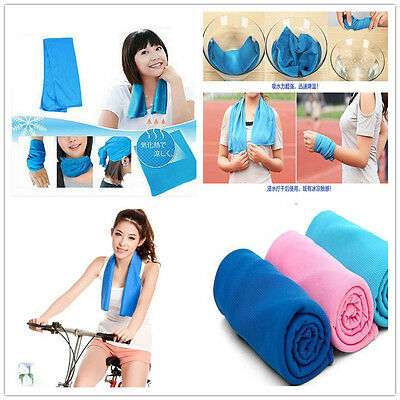 Hot Sale Soft Magical refreshing summer cooling ice towel Korean cold towels