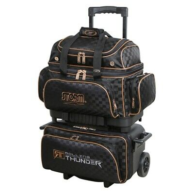 KR Strikeforce KRush 3 Ball Roller Bowling Bag