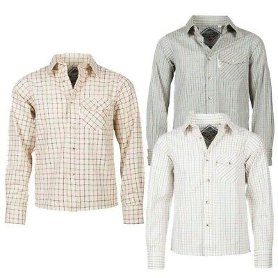 Rydale Juniors' Boys' Country Style Check Cotton Shirts