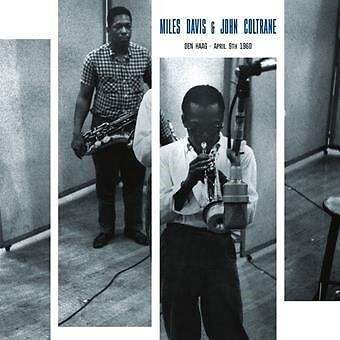 Miles Davis & John Coltrane - Live At Den Haag April 9th 1960 VINYL LP ACV2063