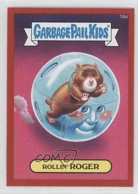 2015 Topps Garbage Pail Kids Series 1 #16a Rollin' Roger Non-Sports Card 0c4