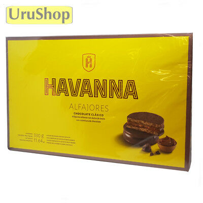 F24 Indulgent Alfajores Havanna Milk Chocolate / Dulce De Leche X 6 Luxury!