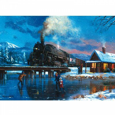 Royal & Langnickel Winter Magic Large Paint By Numbers
