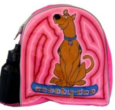 6f31209c6 Scooby Doo kid size backpack school bag Toddler Free water sports bottle  pink