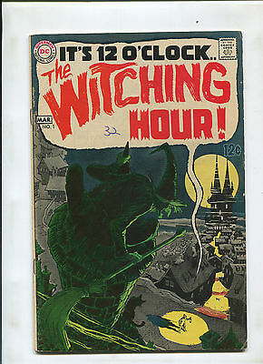 The Witching Hour #1 (6.5) Classic Horror!