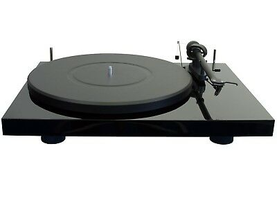 Pro-Ject (Project) Debut III SE Turntable - Piano Black