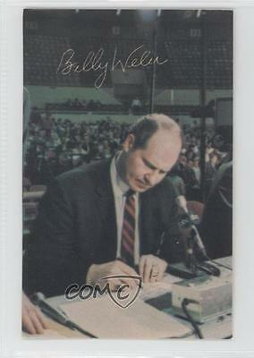 1973 PBA Bowling #BIWE Billy Welu Card 0w6