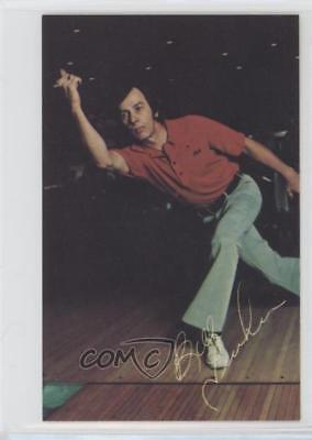 1973 PBA Bowling #BITU Bill Tucker Card 0w6