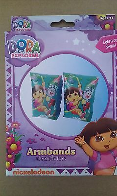 Dora The Explorer - Childrens Armbands - Inflatable Arm Floats for ages 3+