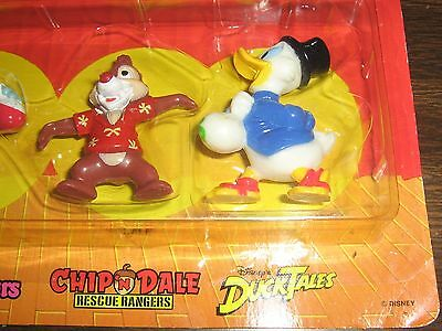 NEW Kelloggs,1991 Disney Afternoon-DuckTales,Uncle Scrooge,Chip & Dale,TaleSpin