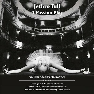 CD A Passion Play Jethro Tull