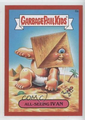 2015 Topps Garbage Pail Kids Series 1 #6a All-Seeing Ivan Non-Sports Card 0c4