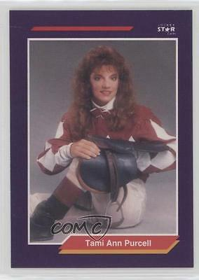 1992 Horse Star Jockey Cards #208 Tami Ann Purcell MiscSports Card 0c4