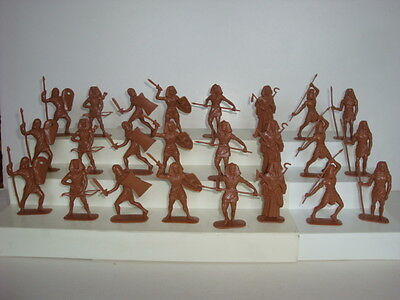 Jecsan 60 mm Ancient Egyptians - 3 Sets of 8 Poses