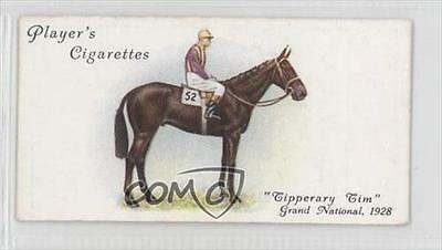 1933 Player's Derby and Grand National Winners Tobacco Base 46 Tipperary Tim 1m8