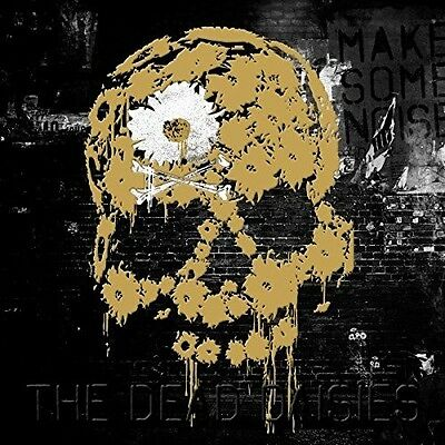 The Dead Daisies - Make Some Noise (Red Vinyl) 2 Vinyl Lp+Cd New+