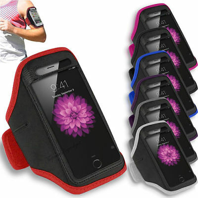 Apple iPhone 6 Plus-7Plus S Sports Running Jogging Gym Armband Case Cover Holder