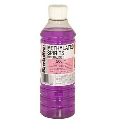 Methylated Spirit 250ml 500ml