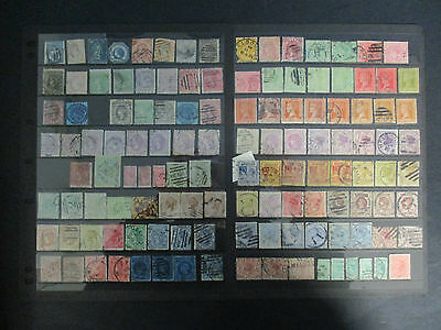 Victoria Stamps: Collection on Hagners Great Mix of Issues MUST HAVE! (B238)