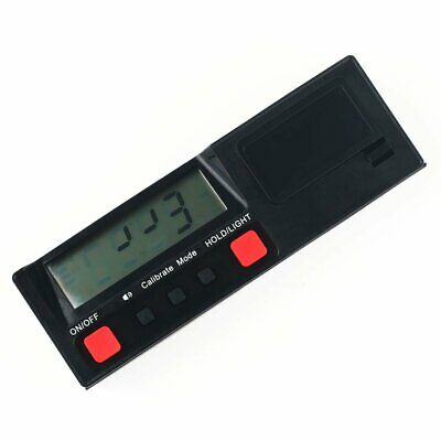 360 ° Electronic Digital Bevel Inclinometer Angle Protractor Gauge Level