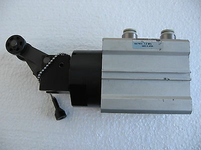 SMC RSDQB50F-20DC Pneumatic Air Stopper Cylinder for Conveyors