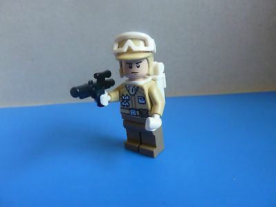 Lego Star Wars ribelle / Rebel Trooper + pistola 8083