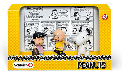 Schleich Peanuts classique Scenery Pack 3 220140