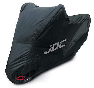 JDC Waterproof Motorcycle Cover Breathable Vented Top Box - ULTIMATE HEAVY DUTY
