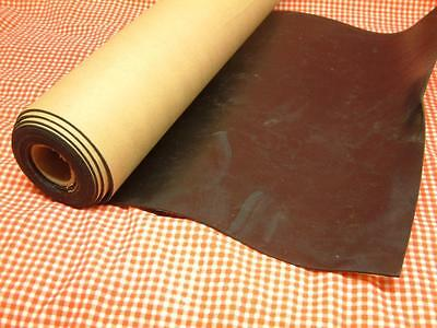 """EPDM Rubber Roofing RV Repair 16.5"""" x 9'+ Roll 1/6""""+ Thick. Adhesive Self Stick"""