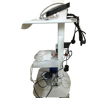 All Purpose Medical Trolley Cart Mobile Cart Doctors Dentist Spa Salon Equipment