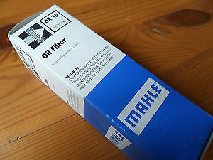 ^ Mahle Oil Filter, OX 35,  BMW part 11421337572, R 60/65/75/80/100 NEW PRICE