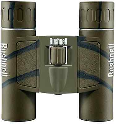 Bushnell Powerview 10x25mm Compact Folding Roof Prism Binocular