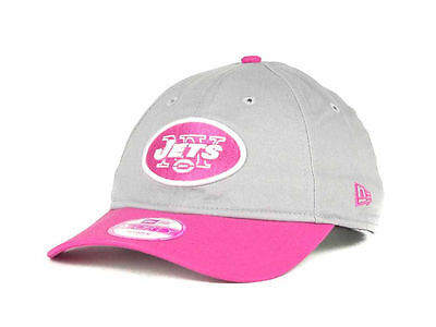 New York Jets Nfl New Era 9Forty Womens White And Green Training ...