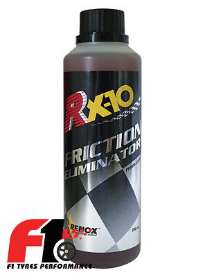 Renox RX-10 Friction Eliminator Additivo Antiusura Antiattrito N.1 Mondo 500ML