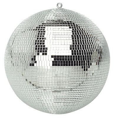 Silver 300 mm 12inch Lightweight Mirror Ball with Mounting Eye for Disco Party