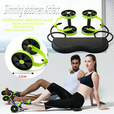 Resistance Band Set Yoga Pilates Abs Workout Exercise Machine Fitness Bands